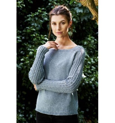 Strikkekit 893404 Sweater Str. S