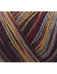 Permin Esther color fv. 883980 Bordeaux/Karry