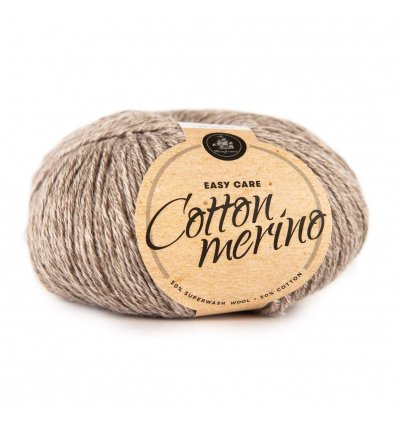 Mayflower Easy Care Cotton Merino fv. 04 Brun