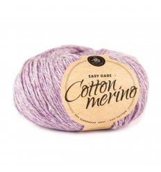 Mayflower Easy Care Cotton Merino fv. 05 Lilla
