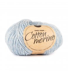Mayflower Easy Care Cotton Merino fv. 09 Blå