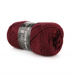 Mayflower Cotton 8/4 fv. 1454 Bordeaux
